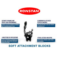 Soft Attach Snatch Blocks