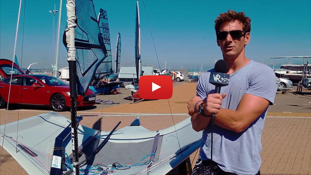 CLICK HERE to watch VRsport TV Tech Talk Video - Int Moth - Dylan Fletcher