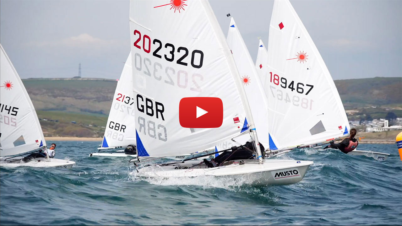 CLICK HERE to watch VRsport TV Tech Talk Video - Laser and Laser Radial