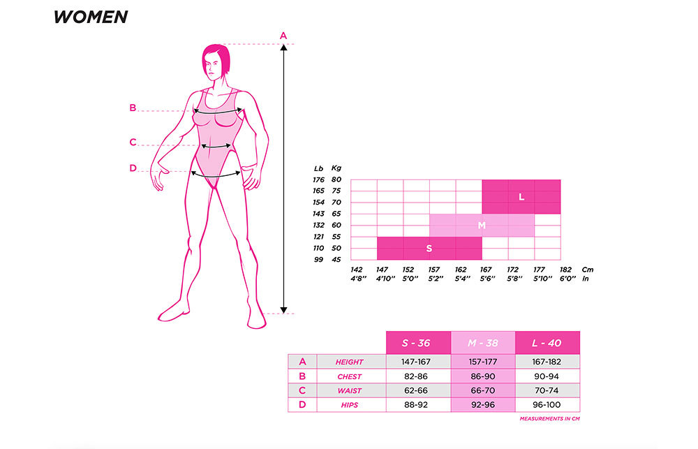 Forward-WIP-Sailing-Size-Chart-Women